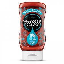 CALLOWFIT TOMATO KETCHUP 300ML