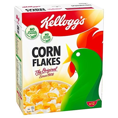 KELLOGGS CORNFLAKES  375GR NEW