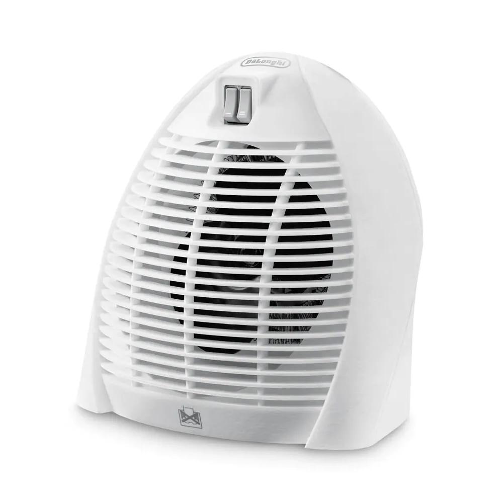 DeLonghi HVK1010 Fan Heater 2000W, White