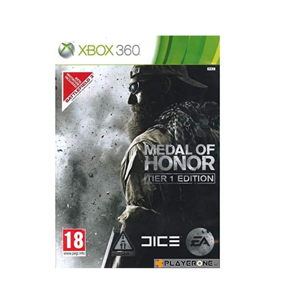 Medal of Honor Tier 1 Edition - XBOX 360