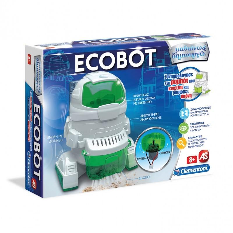 As company Μαθαίνω Και Δημιουργώ - Ecobot Ρομπότ 1026-63614