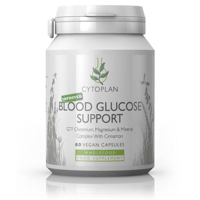 CYTOPLAN - BLOOD GLUCOSE SUPPORT