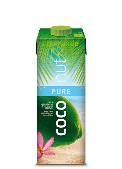 Aquaverde Coconut Water - 1L