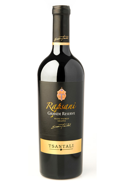 TSANTALI RAPSANI GRANDE RESERVE RED WINE 75CL