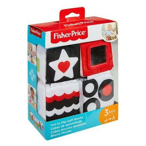 Fisher Price Fun to Flip Soft Blocks