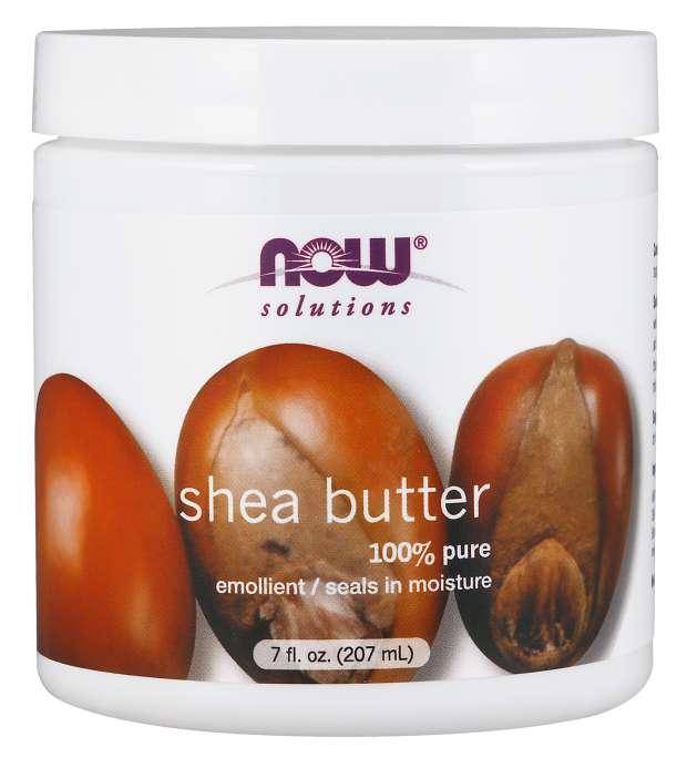 NOW - 100% PURE SHEA BUTTER
