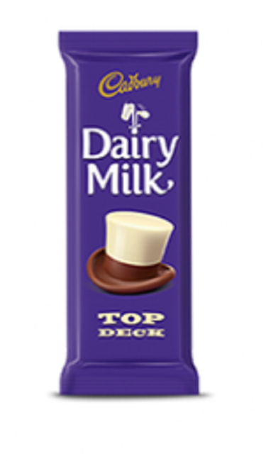 Cadbury Topdeck 80G
