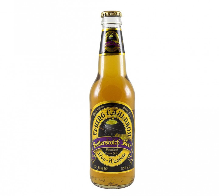 HARRY POTTER - BUTTER SCOTCH BEER 355ML