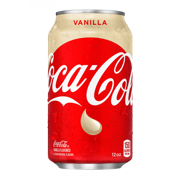 COCA COLA - VANILLA 355ML