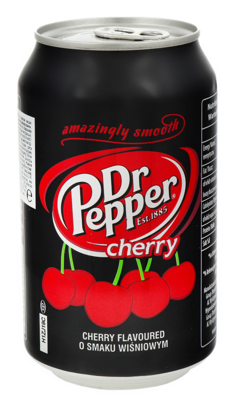 DR PEPPER - CHERRY 330ML