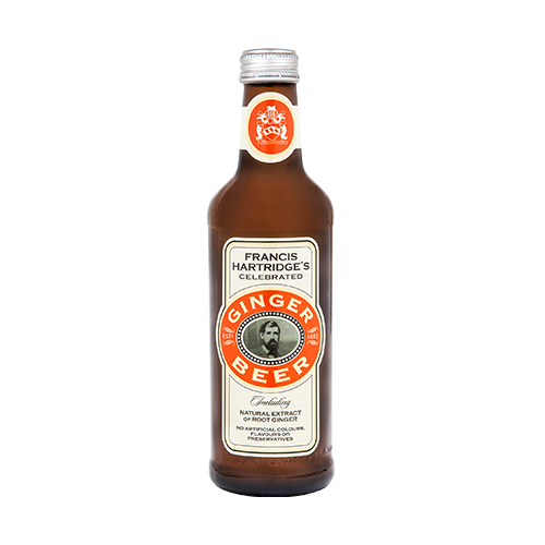 FRANCIS HARTRIDGE'S CELEBRATED - GINGER BEER 330ML