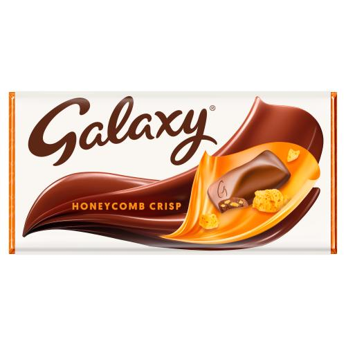 GALAXY - HONEYCOMB CRISP 135G