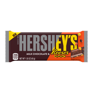 HERSHEY'S - REESE'S PIECES 43G