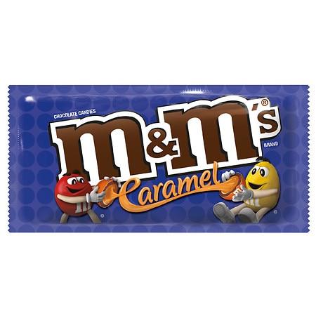 M&MS CARAMEL 40G