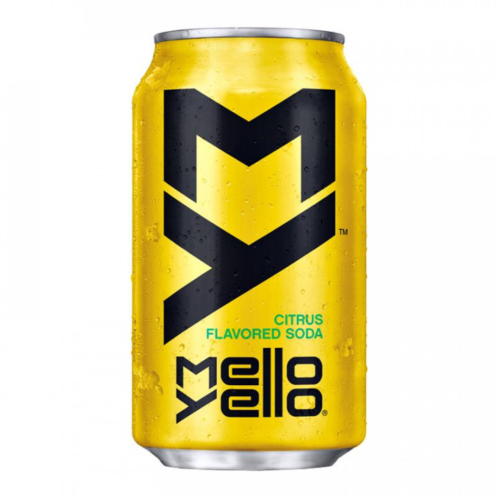 MELLO YELLO - CITRUS FLAVORED 355ML