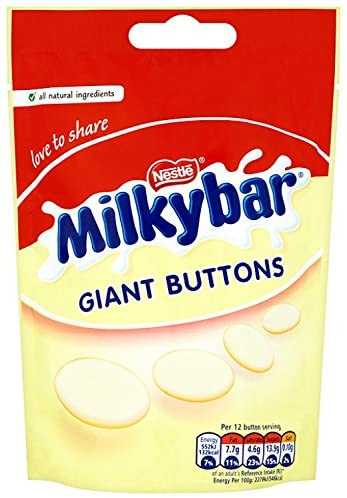 MILKY BAR GIANT BUTTONS 85GR