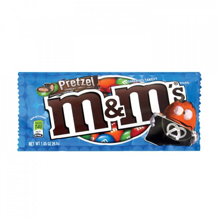 M&Ms - PRETZEL 1.14OZ