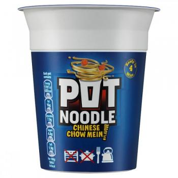 POT NOODLE - CHINESE CHOW MEIN 90G