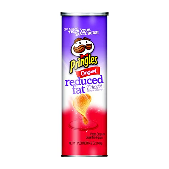Pringles Original Reduced Fat 140g