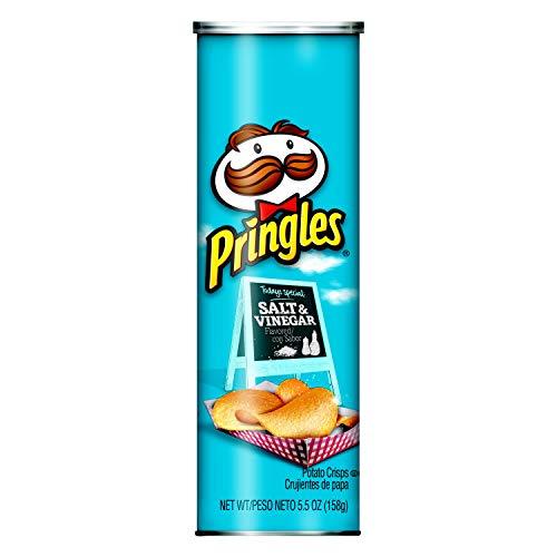 Pringles Salt  Vinegar 158G