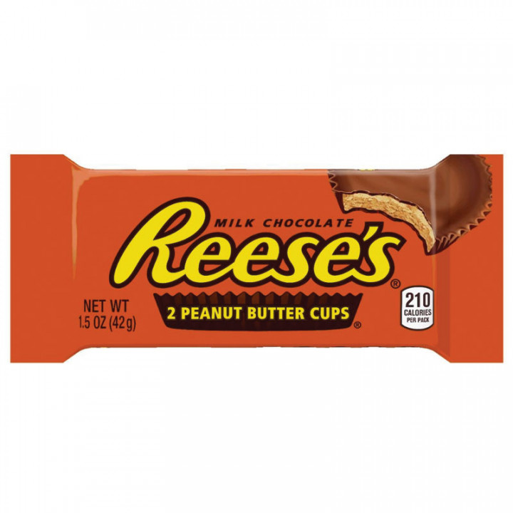 Reese's 2 peanut cups 42g