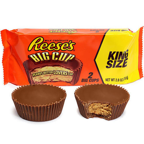 Reeses Big Cup King Size