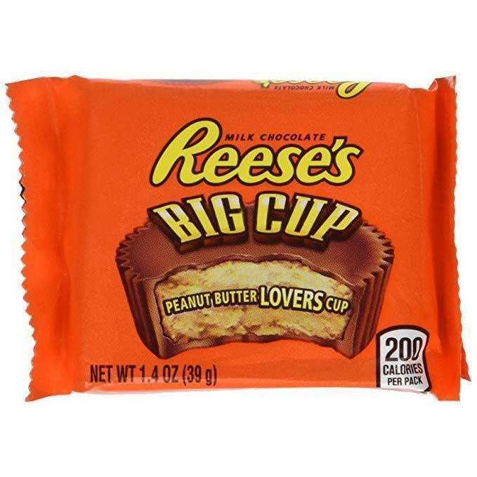 REESES BIC CUP SINGLE