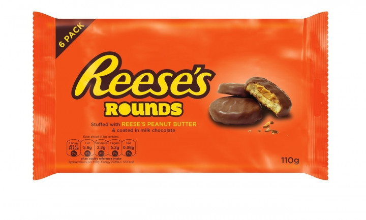 REESES ROUND REESE'S PEANUT BUTTER 110G
