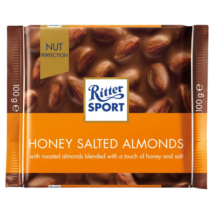 RITTER HONEY SALT ALMONDS