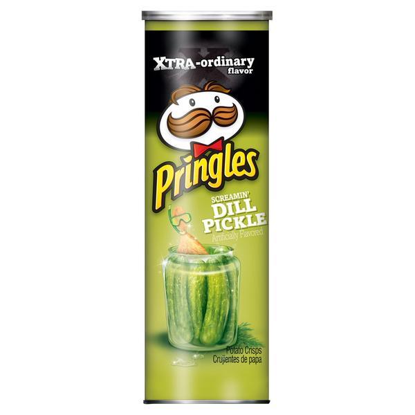 Pringles - Screamin Dill Pickle