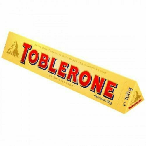 TOBLERONE ORIGINAL 100G