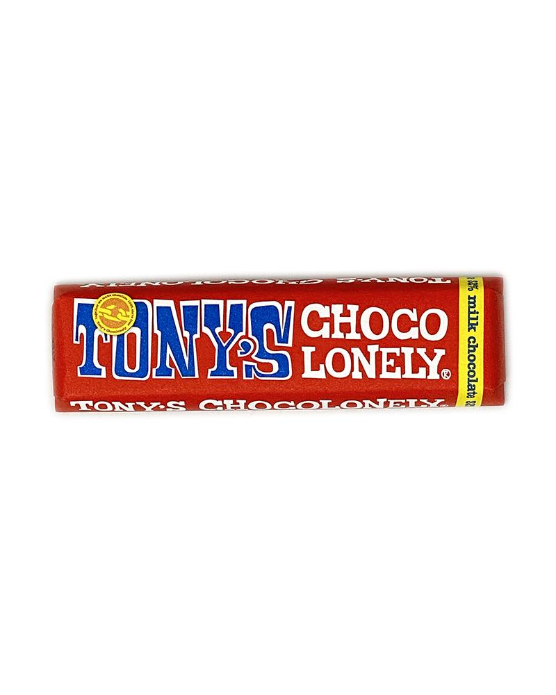TONYS CHOCO LONELY MILK CHOCOL. 50G