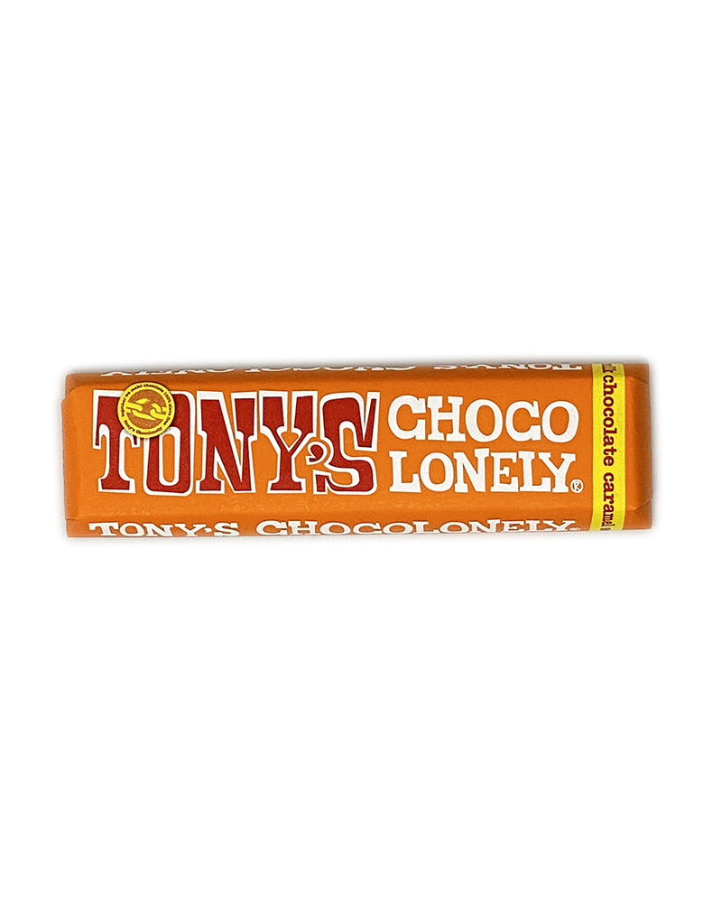 TONYS CHOCOLONELY CARAMEL SEA SALT 47G