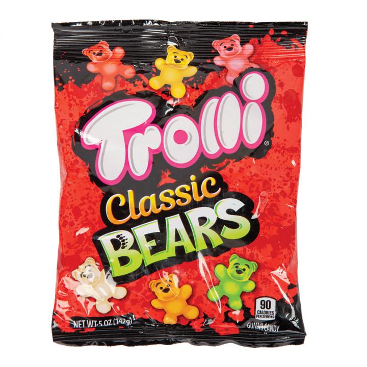 TROLLI CLASSIC BEARS 142G