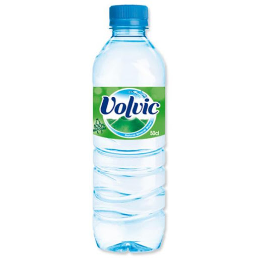 VOLVIC NATURAL WATER 0.5L