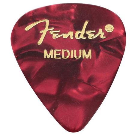 FENDER PICKS 1980351809 12PCS MEDIUM