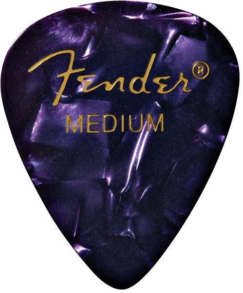FENDER PICKS 1980351876 12PCS MEDIUM