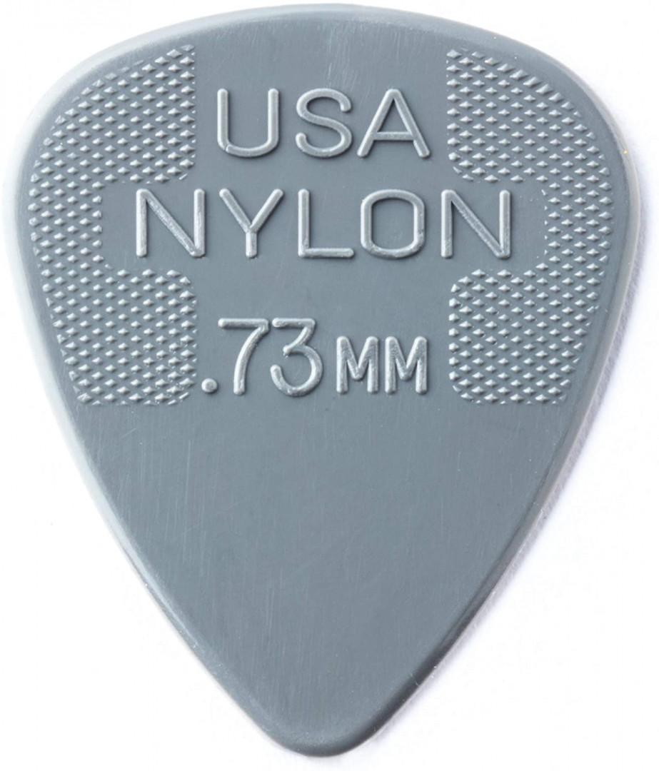 DUNLOP NYLON PICKS 12PCS