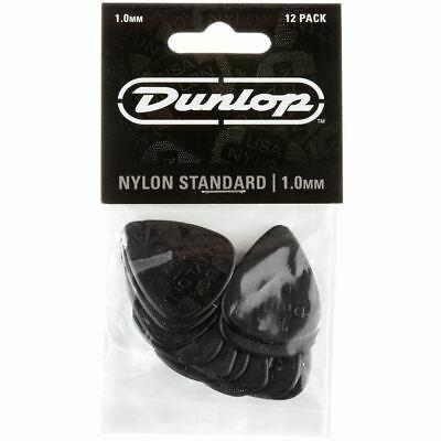 DUNLOP NYLON PICKS 1.0mm 12PCS