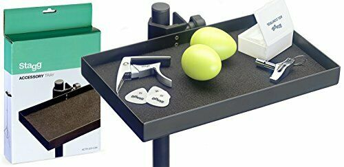 ACCESSORY TRAY WITH CLAMP FOR STAND