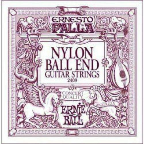 ERNIE BALL CLASSICAL GUITAR STRINGS BALL END