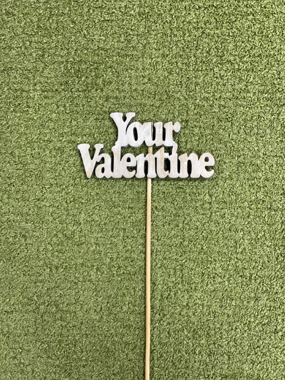 Your Valentine - Addition