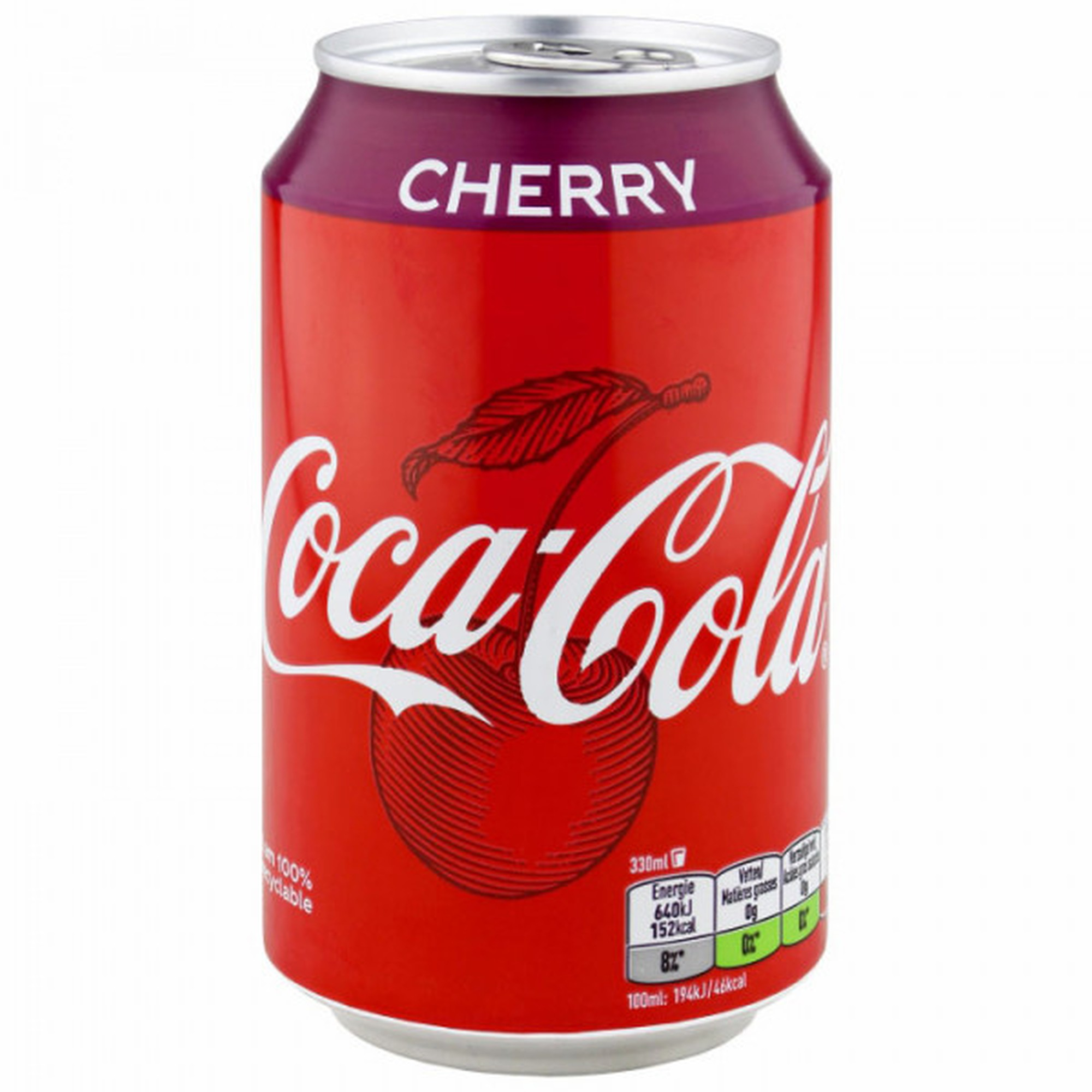 COCA COLA - CHERRY 355ML