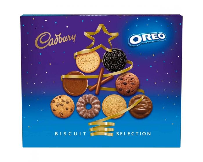 CADBURY BISCUIT SELECTION
