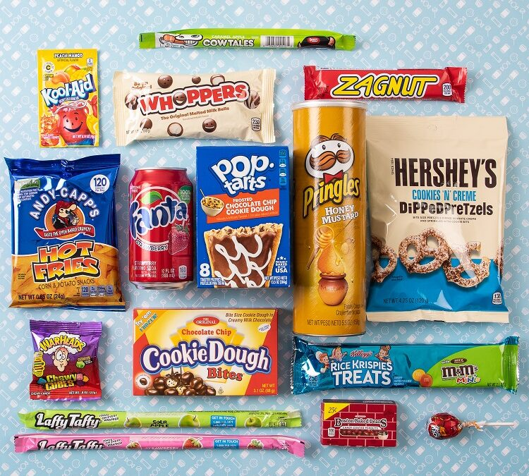 Central Candy Store