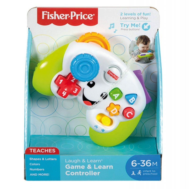 Fisher-Price Laugh And Learn Controller MTFWG22