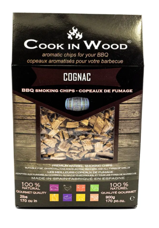 Cook in Wood Chips (Ideal for Gas Barbecues) - 500g