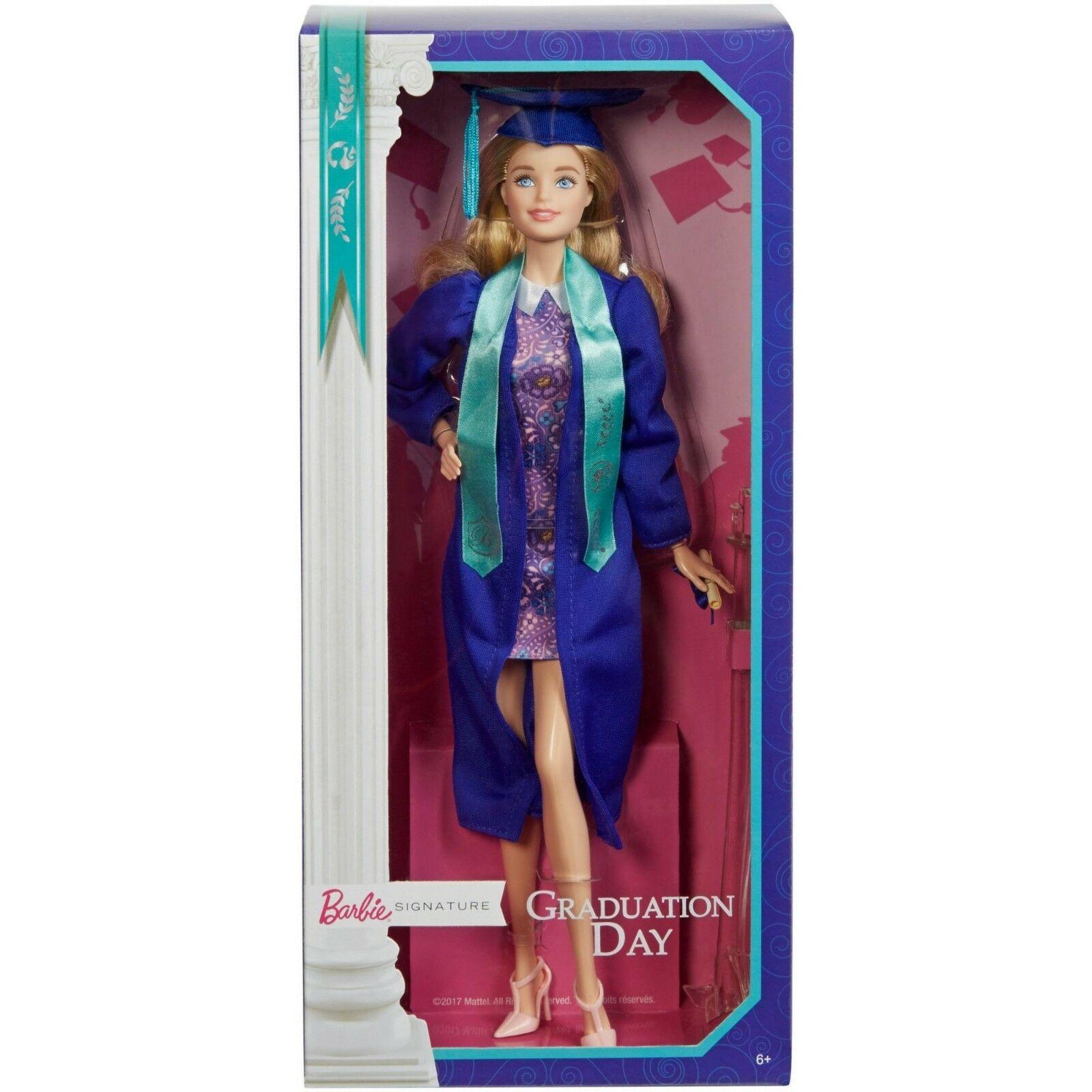 Mattel Barbie Graduation Day Doll -- NEW !!