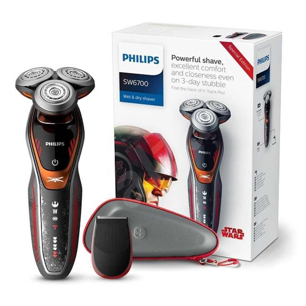 Philips SW6700/14 Star Wars Special Edition Poe Cordless Men's Electric Shaver
