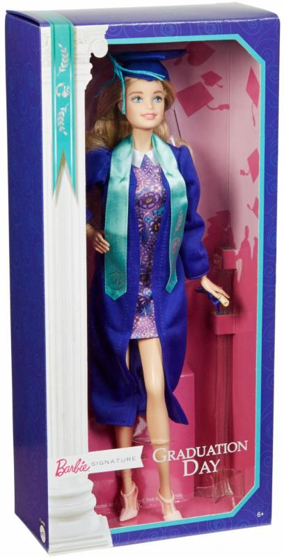 BARBIE GRADUATION DAY COLLECTIVE DOLL